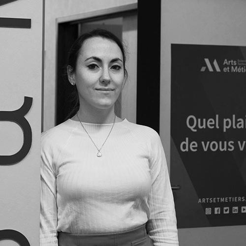 Anne-Claire Le Métayer de Laval Virtual