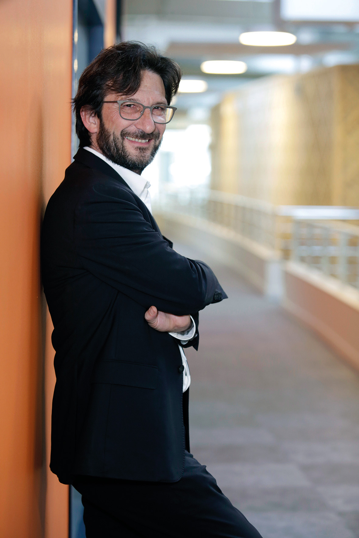 Laurent Chrétien, directeur général de Laval Virtual