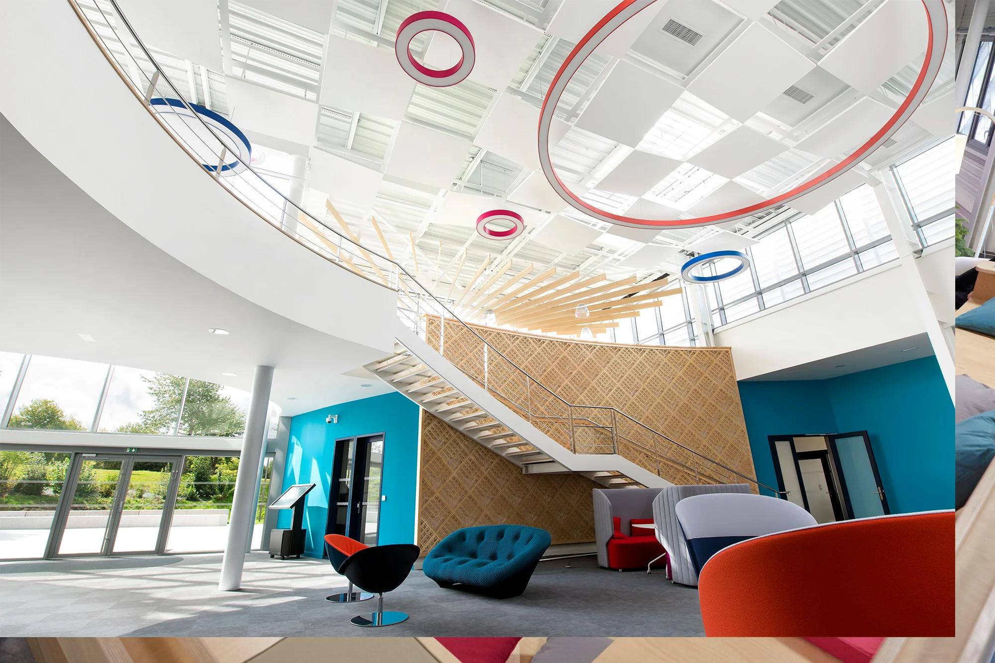 L'Agora au Laval Virtual Center - Location de salles